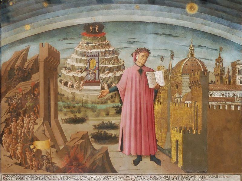 Vũ trụ trong Thần Khúc của Dante - Lời tựa