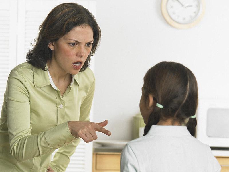 Kết quả hình ảnh cho mom yelling at daughter