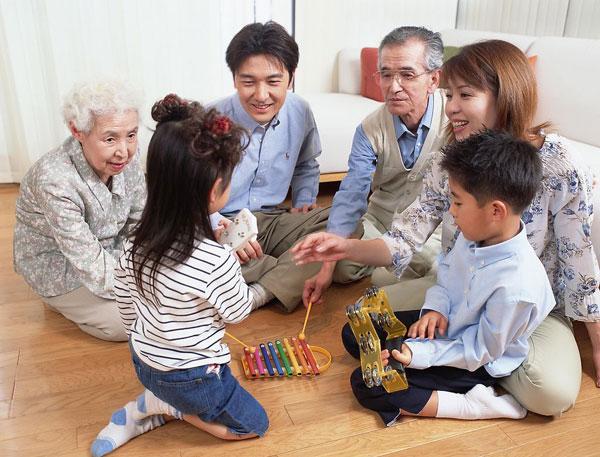 Kết quả hình ảnh cho 家庭 和睦