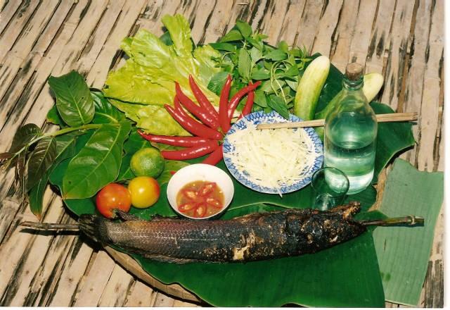 Ẩm thực truyền thống: Thuận lẽ tự nhiên - Cơ thể khỏe mạnh
