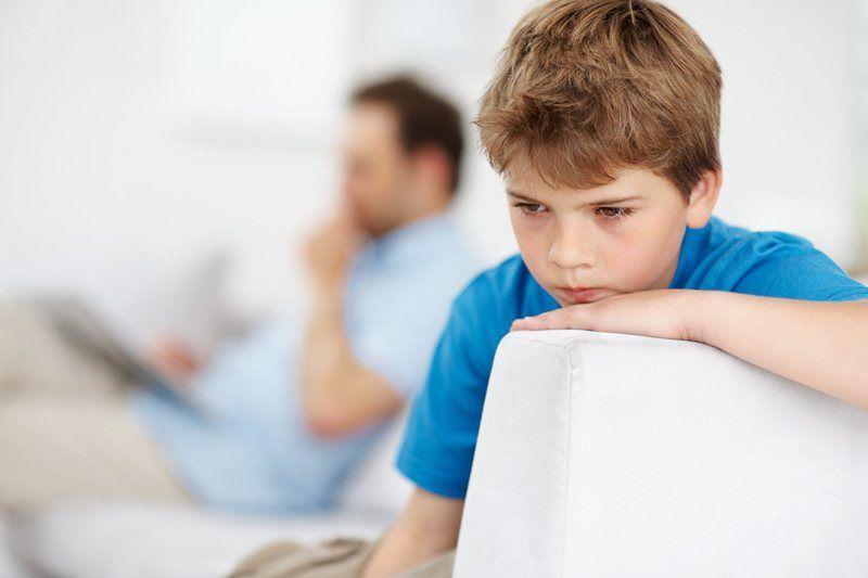 cha mẹ thiên vị con cái, Bố mẹ cãi nhau gây ảnh hưởng gì đến con cái?