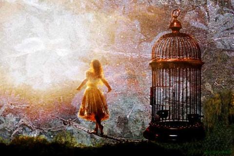 Chiếc chìa khóa của hạnh phúc và cánh cửa cuối cùng ở trong tâm