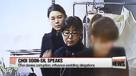 Bà Choi Soon Sil, quân sư thần bí của Tổng thống Park Geun Hye