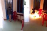 """Nữ sinh đốt trường – Lệch lạc với suy nghĩ """"Việt Nam nói là làm"""""""