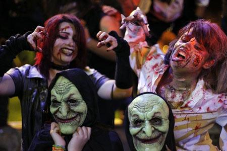 Ngày lễ Halloween, sự biến dị và hậu quả