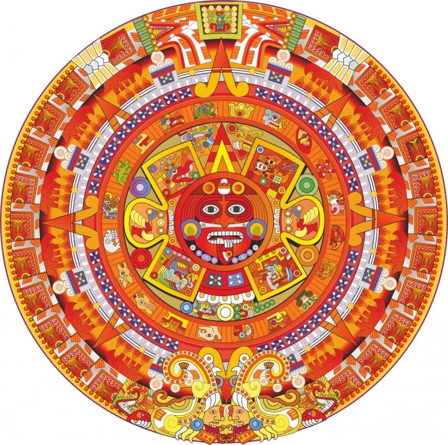 Lịch của người Maya (Rose Garden/Shutterstock)