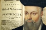"""""""Tiên tri"""" của Nostradamus về năm 2021: Virus cương thi, dân số giảm 1/2"""