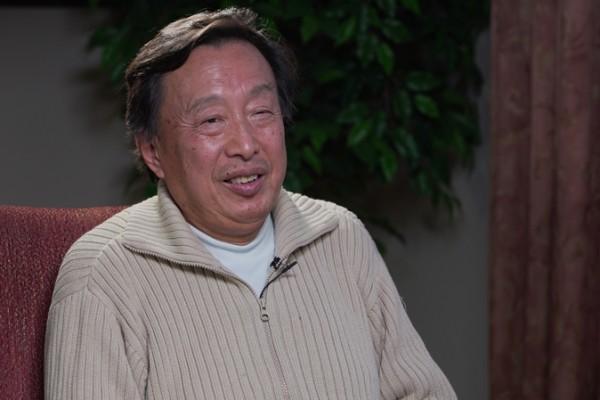 Ông La Vũ, con trai của cố Đại tướng lão thành ĐCSTQ La Thụy Khanh.