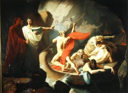 Vũ trụ trong Thần Khúc của Dante - Kỳ II: Hỏa ngục - Ẩn đố tại U Minh