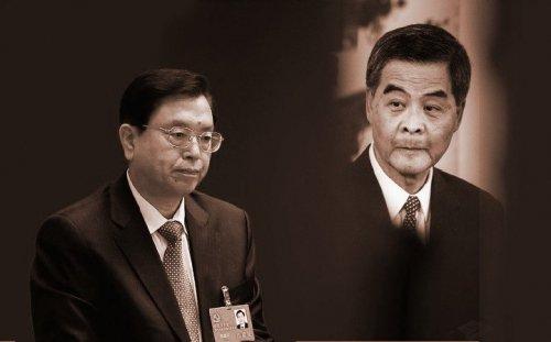 Ông Trương Đức Giang là lãnh đạo trực tiếp của ông Lương Chấn Anh (Ảnh: Internet)