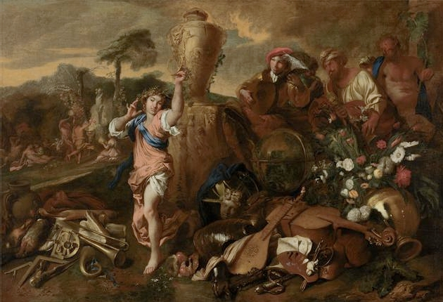 Tìm hiểu nghệ thuật Phục Hưng - Kỳ X: Sự mắc kẹt giữa dục vọng và lý trí