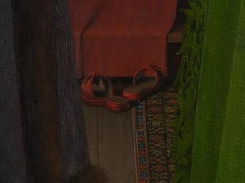 """Tìm hiểu nghệ thuật Phục Hưng - Kỳ XIII: Ngôn ngữ biểu tượng trong kiệt tác """"Hôn lễ của Arnolfini"""""""