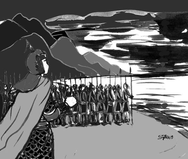 Trần Quốc Tuấn và Trần Ích Tắc: Hành xử tạo nên số phận
