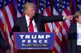 Video bài phát biểu thắng cử Tổng thống của ông Donald Trump (Việt sub)