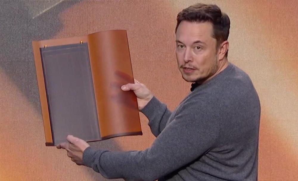 (ảnh chụp video/Tesla)