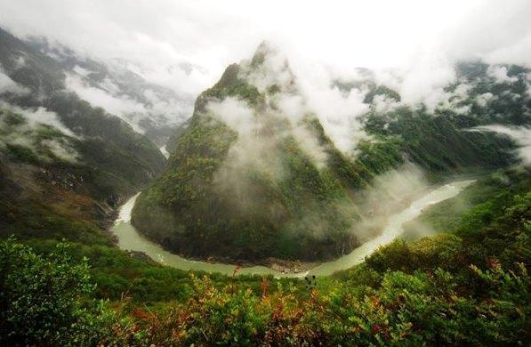 hẻm núi Yarlung Zangbo