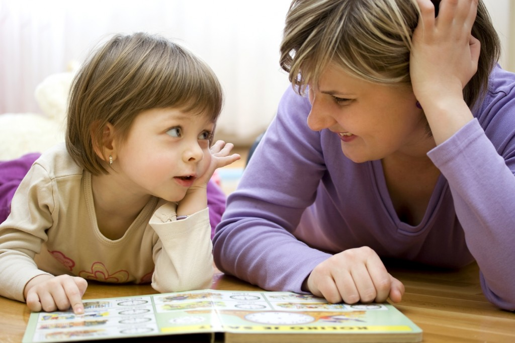 nói chuyện với con, quy tắc giáo dục con của người Đức