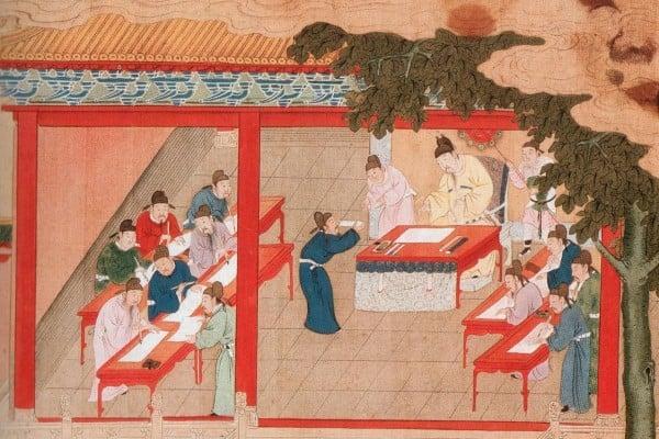 Tản mạn chuyện khoa bảng tại Trung Hoa thời xưa