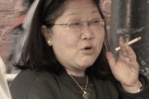 Cố vấn Bạch Lan của Tổng hội quán Trung Quốc đã qua đời (Ảnh: Internet).