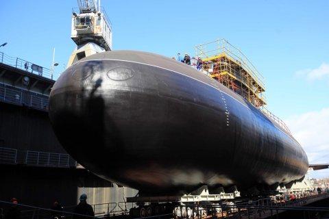 Tàu ngầm Krasnodar (ảnh: Xưởng đóng tàu Hải quân Nga)