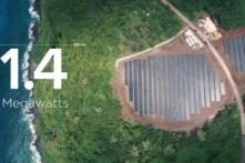Tesla và SolarCity giúp một hòn đảo chuyển sang 100% năng lượng mặt trời