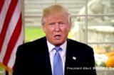 [Video] Donald Trump kêu gọi hàn gắn đất nước trong Lễ Tạ Ơn