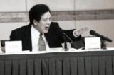 Quan to tỉnh Hà Bắc Chu Bản Thuận bị cáo buộc đã nhận hối lộ hơn 40 triệu nhân dân tệ (Ảnh: Internet).
