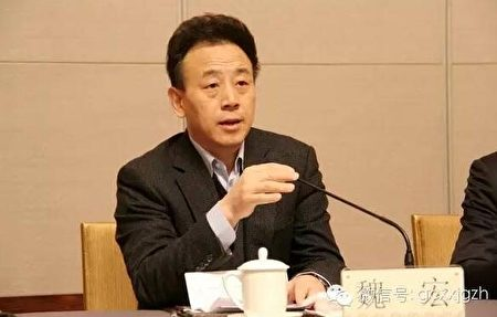 Tỉnh trưởng Tứ Xuyên Ngụy Hồng bị lập án điều tra ngày 4/2/2016.