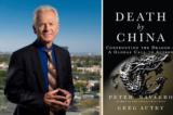 """Tác giả sách """"Chết trong tay Trung Quốc"""" Peter Navarro là một trong những cố vấn chính sách quan trọng của tổng thống đắc cử Mỹ Donald Trump, lời giới thiệu cuối sách của nghị sĩ Dana Rohrabacher (Ảnh: Dang Baiqiao)."""