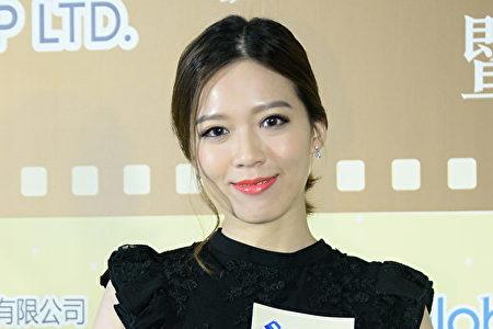 Nghệ sĩ nổi tiếng Hồng Kông Hoàng Chỉ Tinh (Ảnh: Song Xianglong).