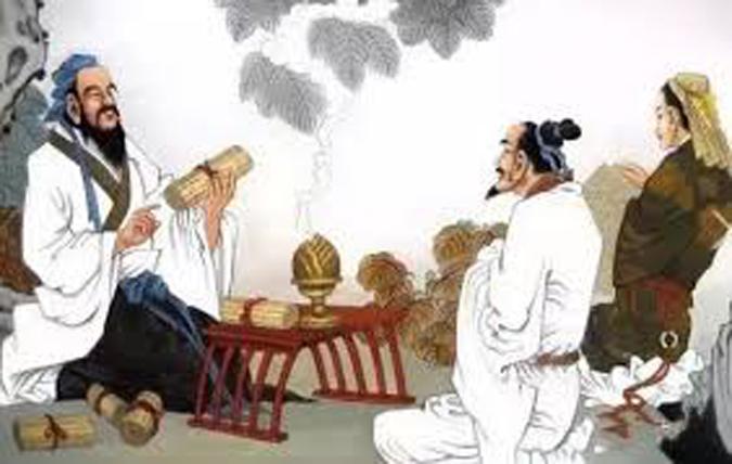 khong-tu học tập