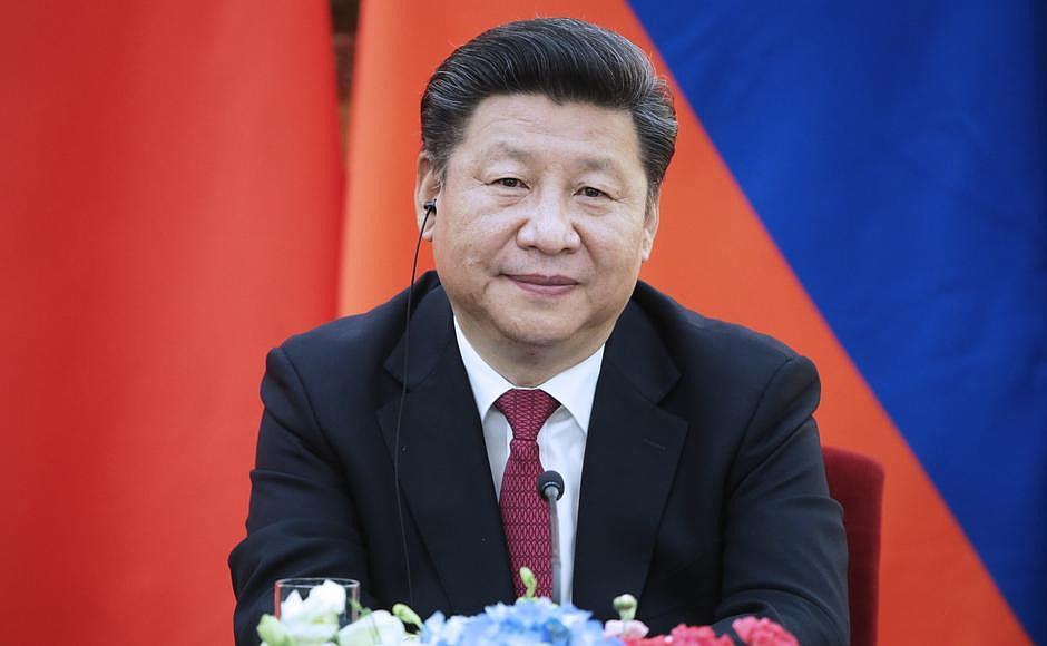 Lãnh đạo Trung Quốc Tập Cận Bình (Ảnh: Kremlin.ru)