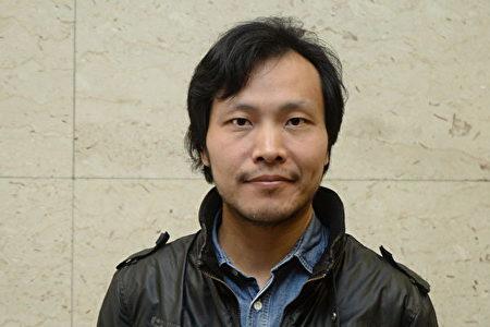 Đạo diễn điện ảnh Ứng Lượng từng được giải phim ngắn xuất sắc nhất (Ảnh: Song Xianglong).