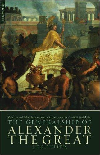 Alexander Đại đế, cuốn sách của Fuller mà Mattis rất thích