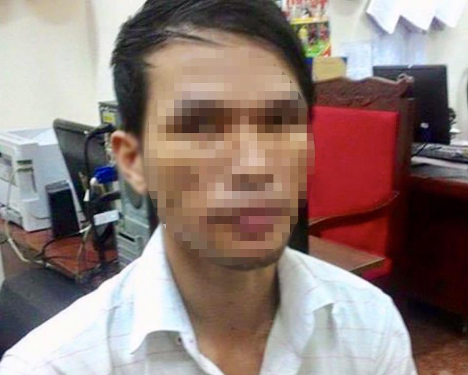 bạo hành bé trai Campuchia