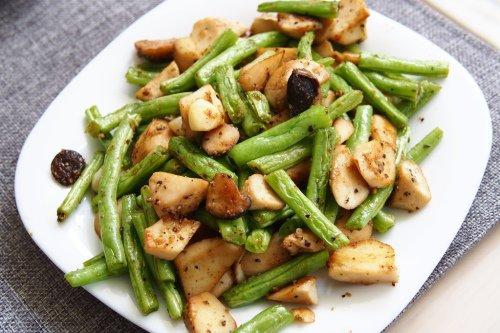 Ăn nhiều đậu tốt hơn ăn nhiều thịt.
