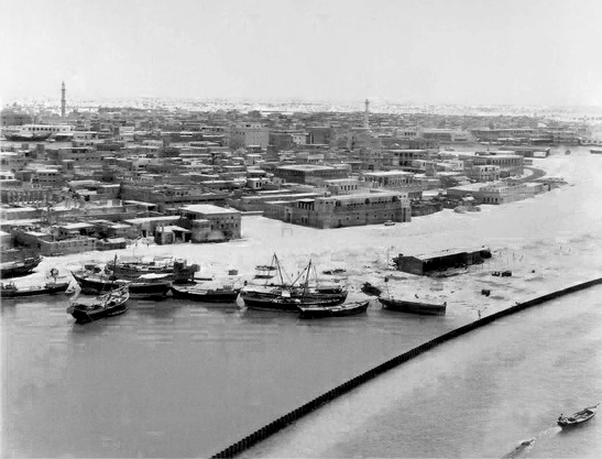 Dubai năm giữa những năm 1960