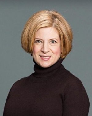 Tiến sĩ Nieca Goldberg (ảnh: ĐH New York)