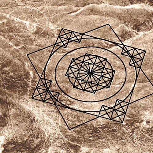 Người ta đã phát hiện một hình ảnh Mandala của Ấn Độ cổ - khiến cho Nazca trở nên bí ẩn hơn.
