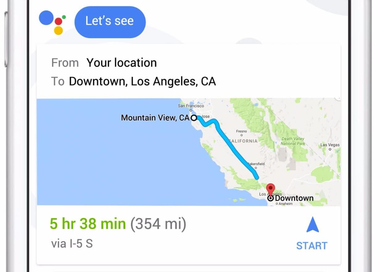 Google Assistant là ứng dụng chỉ Pixel mới có