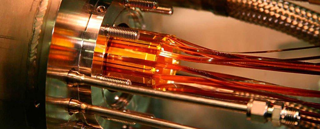 Thí nghiệm ALPHA tại CERN (ảnh: CERN)
