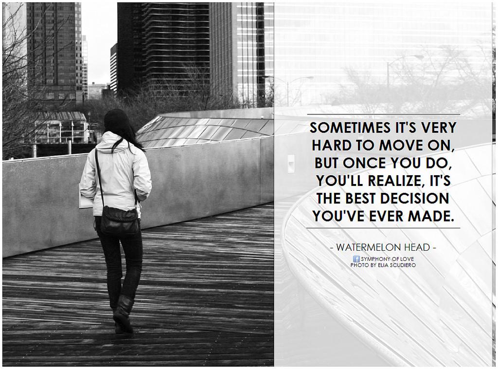 Tiếp tục tiến bước khi gặp thất bại (Ảnh: Flickr)