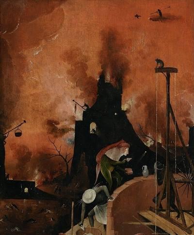Tìm hiểu nghệ thuật Phục Hưng: Chiếc xe thồ cỏ và sự sa ngã của nhân loại
