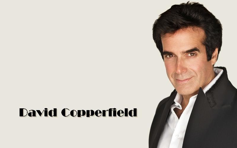 David Copperfield, ảo thuật gia nổi tiếng thế giới. (Ảnh: Cristian Gog) người thành công nhất thế giới