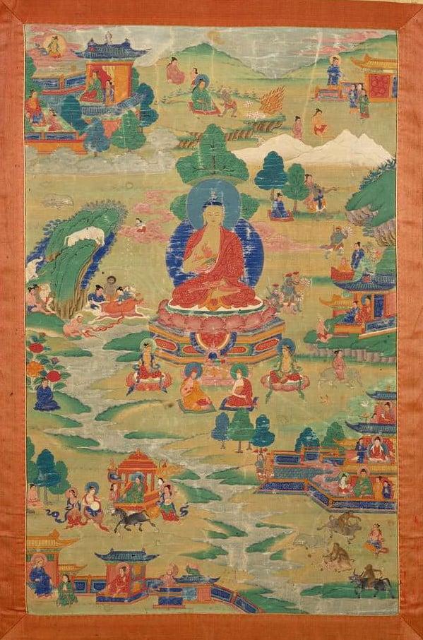 Vì sao khi Đức Phật tại thế không có tượng Phật, chùa chiền, kinh sách?