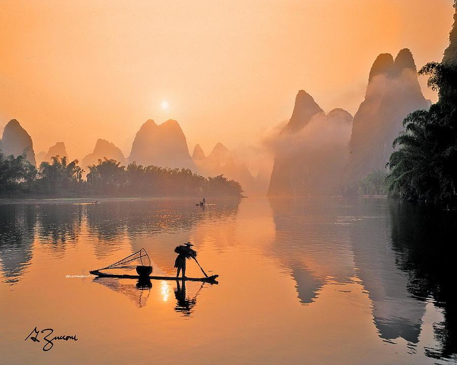 10 nhạc khúc nổi tiếng Trung Hoa cổ đại - Kỳ VI: Tịch Dương Tiêu Cổ