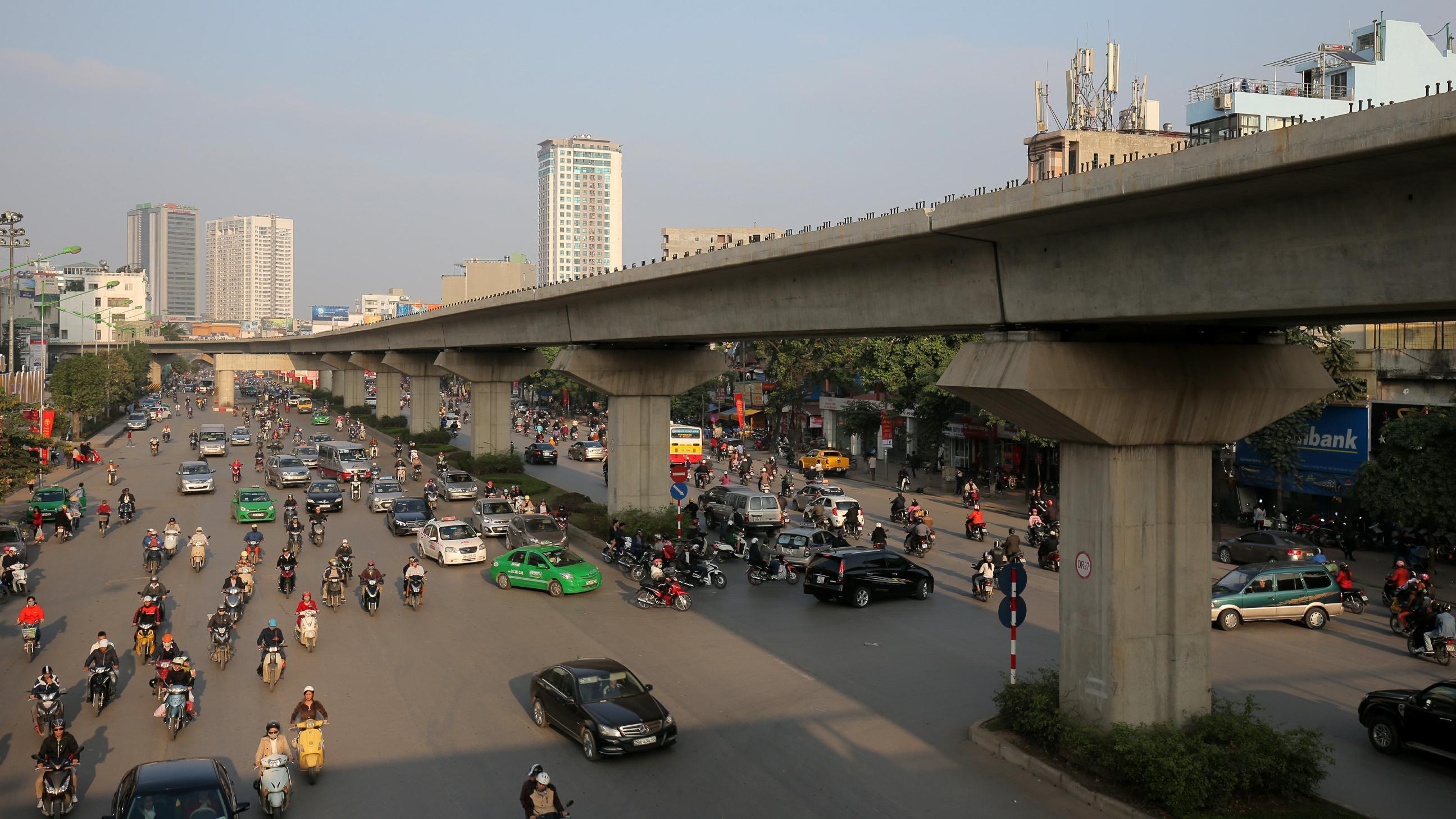 Tuyến Metro Hà Nội