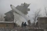 Máy bay Thổ Nhĩ Kỳ đâm vào nhà dân, 32 người chết