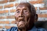 Cụ ông người Indonesia đón sinh nhật 146 tuổi