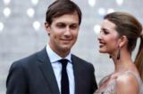 Jared Kushner (trái) và người vợ Ivanka Trump.